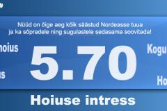 Nordeapanga bänner