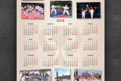 Kalendri kujundus